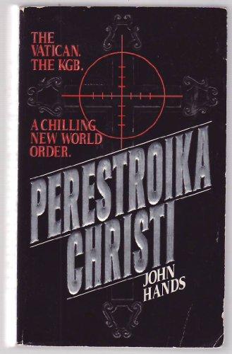9780061007286: Perestroika Christi