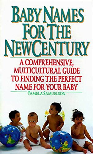 9780061007538: Baby Names for the New Century