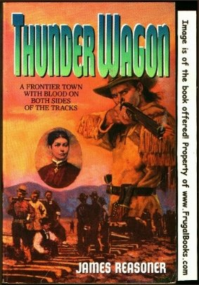9780061007729: Thunder Wagon (Wind River)