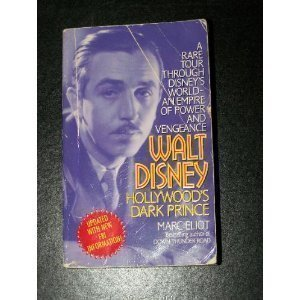 9780061007897: Walt Disney: Hollywood's Dark Prince