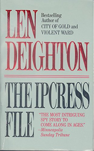 9780061008160: The Ipcress File