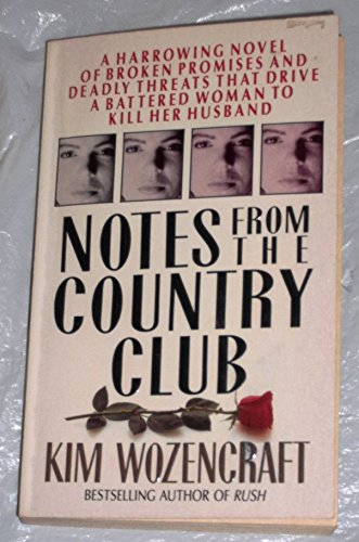 9780061008191: Notes from the Country Club
