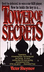 9780061008320: Tower of Secrets/a Real Life Spy Thriller