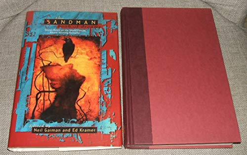 9780061008337: The Sandman: Book of Dreams