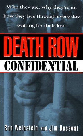 9780061009877: Death Row Confidential: Who's Who on Death Row (True Crime)