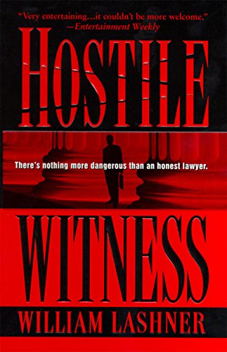9780061009884: Hostile Witness (Victor Carl Series)