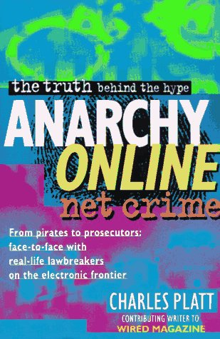 9780061009907: Anarchy Online: Netsex / Netcrime: Net Crime/ Net Sex - The Truth Behind the Hype