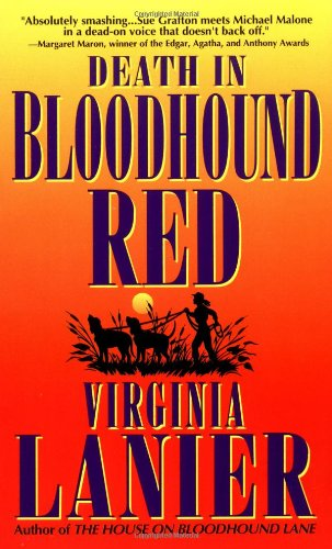 9780061010255: Death in Bloodhound Red