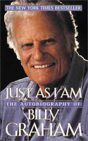 9780061010835: Just As I Am: The Autobiography of Billy Graham