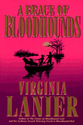 A Brace of Bloodhounds ***SIGNED***: Virginia Lanier