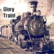 9780061011160: Glory Train