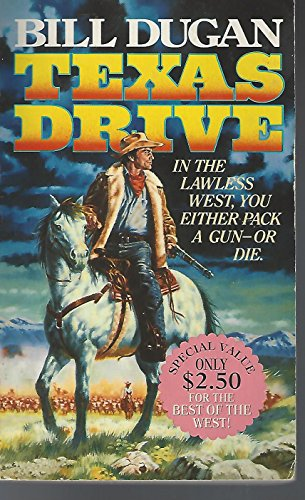 9780061011214: Texas Drive