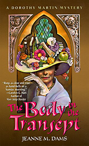 9780061011337: The Body in the Transept (A Dorothy Martin Mystery)