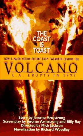 9780061011658: Volcano