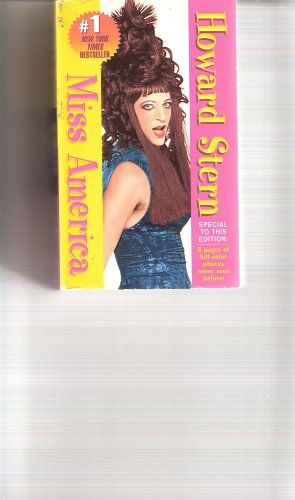 9780061012341: Miss America/Shrink Wrapped Book