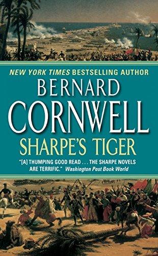 9780061012693: Sharpe's Tiger (Richard Sharpe's Adventure Series #1)
