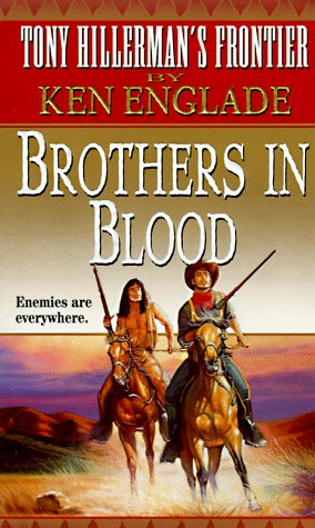 9780061012914: Brothers in Blood (Tony Hillerman's Frontier #5)