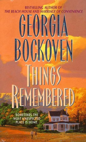 9780061013157: Things Remembered