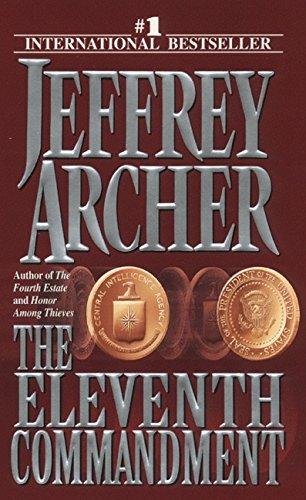 9780061013317: The Eleventh Commandment: A Novel