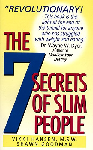 9780061013386: The Seven Secrets of Slim People