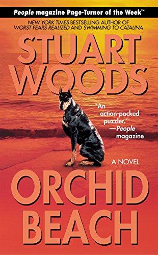 9780061013416: Orchid Beach (Holly Barker Novels)