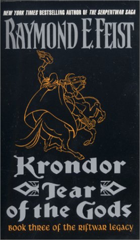9780061015007: Krondor Tear of the Gods Intl (Riftwar Legacy Series Book 3)