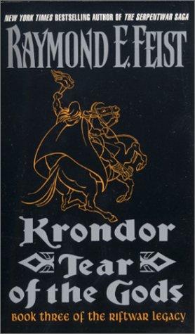 9780061015007: Krondor Tear of the Gods (Riftwar Legacy)