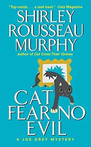 9780061015601: Cat Fear No Evil (Joe Grey Mystery Series)