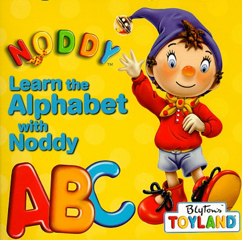 9780061020179: Learn the Alphabet with Noddy