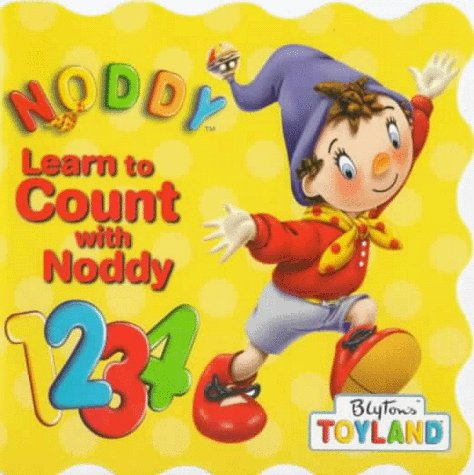 9780061020186: Learn to Count With Noddy