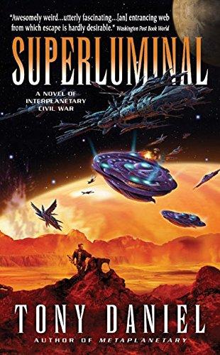 9780061020261: Superluminal: A Novel of Interplanetary Civil War