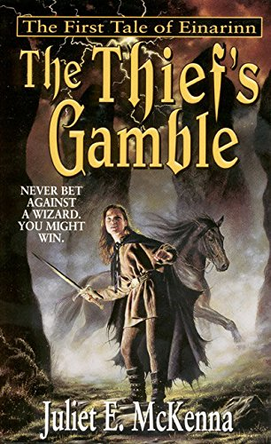 9780061020360: The Thief's Gamble (Tales of Einarinn, Book 1)