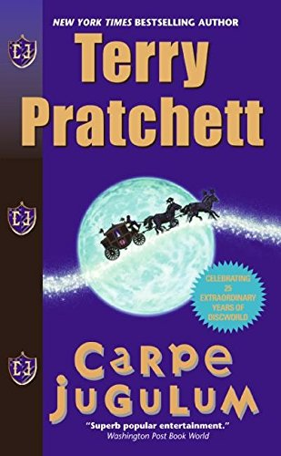 9780061020391: Carpe Jugulum (Discworld Novels)