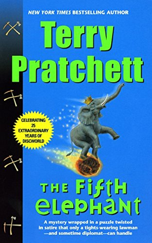 9780061020407: The Fifth Elephant: A Novel of Discworld