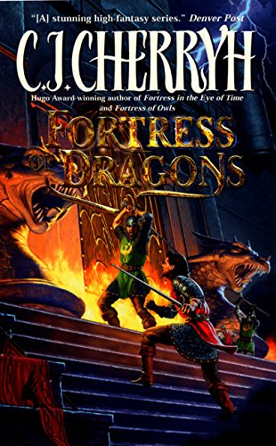 9780061020445: Fortress of Dragons