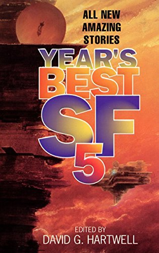 9780061020544: The Year's Best SF 5 (Year's Best SF (Science Fiction))