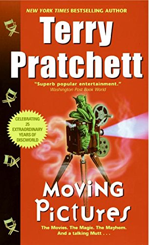 9780061020636: Moving Pictures (Discworld Novels)