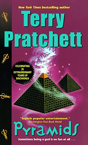 9780061020650: Pyramids: A Novel of Discworld