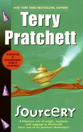 9780061020674: Sourcery (Discworld Novels)