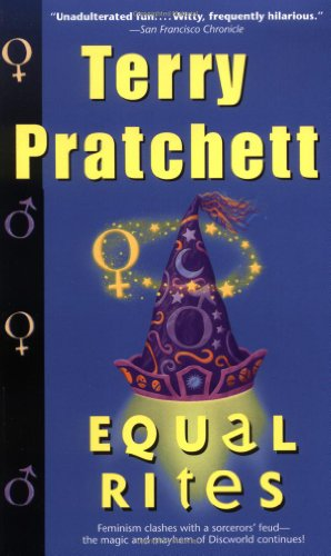 9780061020698: Equal Rites