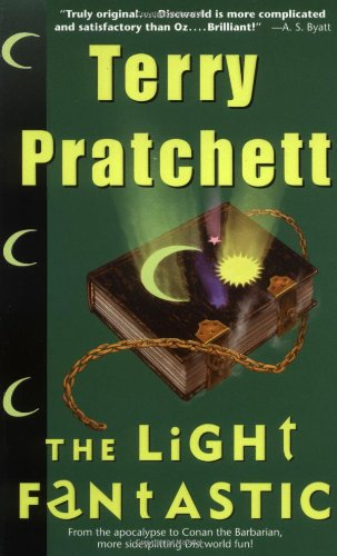 9780061020704: The Light Fantastic (Discworld Novels)