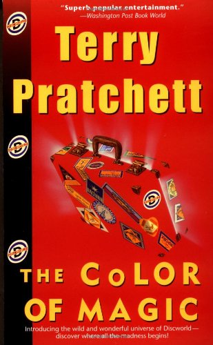 9780061020711: The Color of Magic (Discworld)
