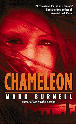 Chameleon by Burnell, Mark: Mark Burnell