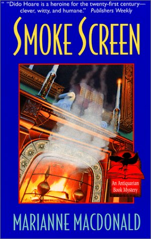 9780061030505: Smoke Screen (Antiquarian Book Mysteries)