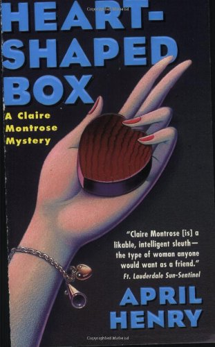 9780061030819: Heart-Shaped Box (Claire Montrose Mysteries)