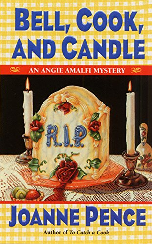 9780061030840: Bell, Cook, and Candle: An Angie Amalfi Mystery