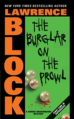 9780061030987: The Burglar on the Prowl (Bernie Rhodenbarr)