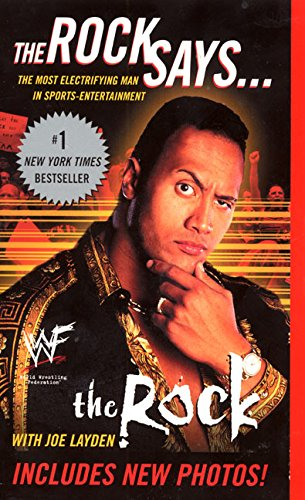 9780061031168: The Rock Says...