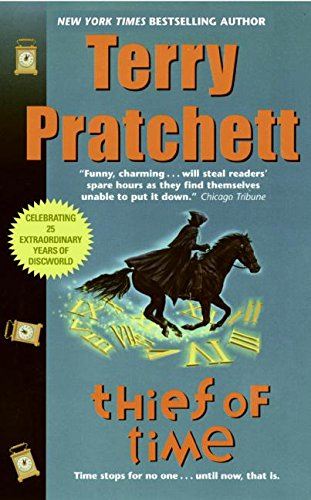 9780061031328: Thief of Time (Discworld)