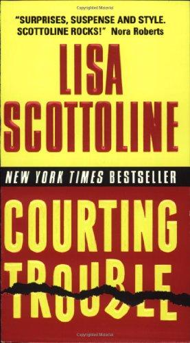 9780061031410: Courting Trouble (Rosato & Associates Series)